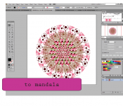 Create-seamless-pattern-with-Illustrator_cs6 Mandalas