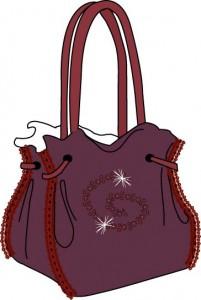 Drawstring Coin purse