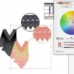 Tweaking colors of Flat sketch in Illustrator CS5