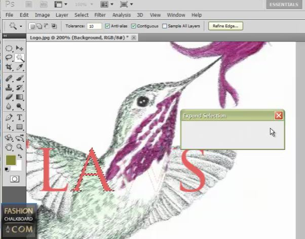 clean up with content aware in Photoshop | Convenient online
