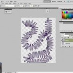 using your custom brushed in Photoshop