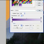 creating your custom gradients in Photoshop