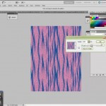 Using plugins to create textiles in Photoshop