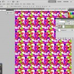 Creating seamless tiles from images in Photoshop