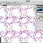 Creating seamless tiles from brushes in Photoshop 2