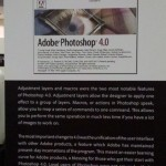 Photoshop 4 a history for fashion, textile or graphic designers