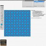 Seamless tile in Illustrator for fashion design 3