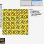 Seamless tile in Illustrator for fashion design 4