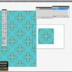 Seamless tile in Illustrator for fashion design 6