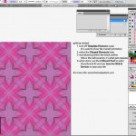 Seamless tile in Illustrator for fashion design