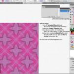 Seamless tile in Illustrator for fashion design