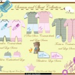 Flat-sketches-Baby-clothing-line-sheet