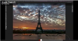 New Photoshop (cs6) user interface (ui) option