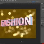 Bokeh and blur in Photoshop cs6