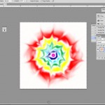 Create tie dye final in Photoshop