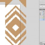 Creating more movement ikat in Illustrator
