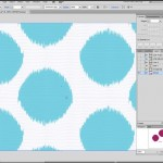 Create an ikat dot with Illustrator and Photoshop