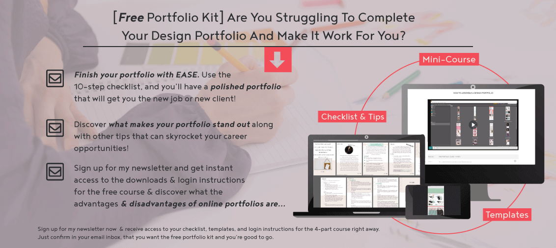 What Goes Into A Textile Design Portfolio Video Free Portfolio Kit